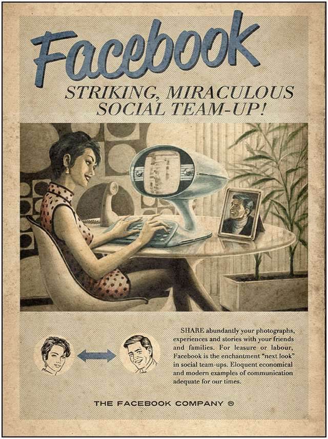 Vintage Media Facebook