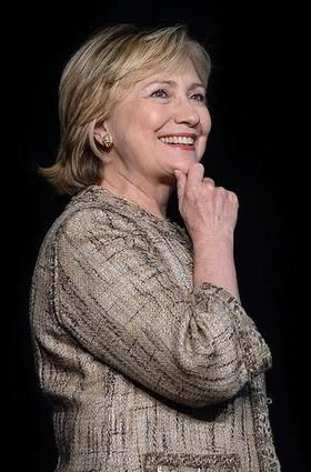 #6 Hillary Clinton Author, Personality, Philanthropist Master of Laws, Yale University; Bachelor of Arts / Science, Wellesley College