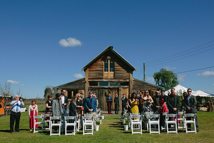 Sunnybrook Ceremony. Peter D Photography at the Sydney Polo Club.