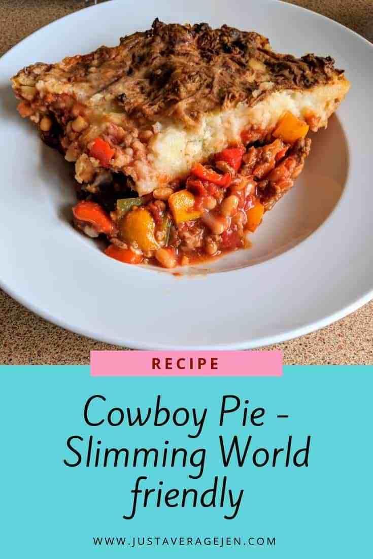 slimming cowboy pie)