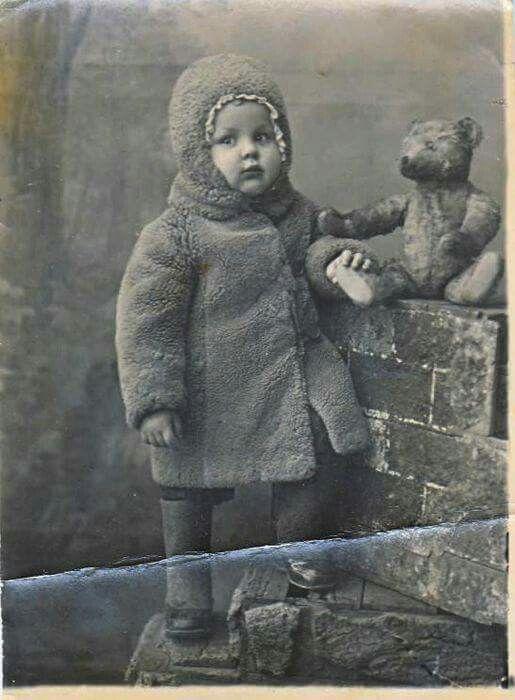 Силуэты, старинные картинки с мишками