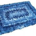 Denim Throw Rug: Denim Projects, Rag Rugs, Denim Jeans, Recycled Jeans, Denim Rugs, Blue Jeans, Jeans Crafts, Recycled Denim, Old Jeans