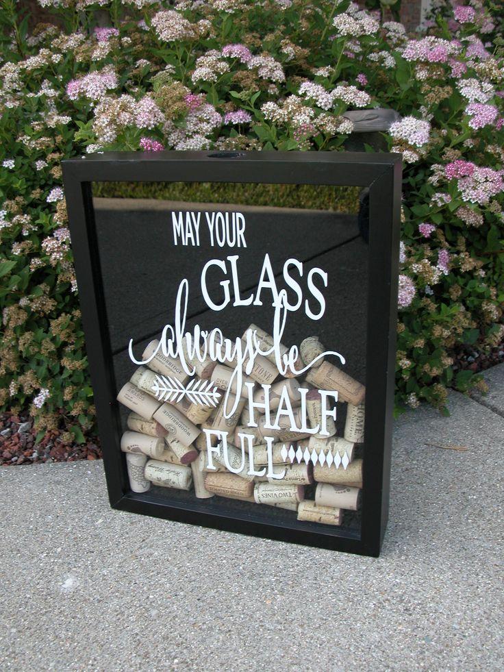 Wine Cork Holder, Shadow Box, WIne Frame, Wine Shadowbox, Cork Holder, Gift Idea 11x14 by harmonywaycreations on Etsy https://www.etsy.com/listing/386585982/wine-cork-holder-shadow-box-wine-frame