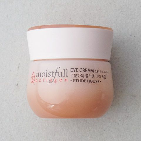This lovely and light eye cream is one of Etude House's best-sellers for a reason. Enriched with the brand's super collagen and Baobab seed oil, it nourishes, moisturizes, and firms the delicate skin