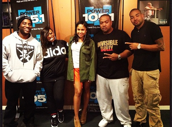 """Missy Elliot and Timbaland have finally commented on Drake's Aaliyah album on Power 105.1. Watch what they have to say concerning the album and more below. """"I can say this, nobody has reached out to me. It's not even about reaching out to me, I personally want to respect her family. If her mother or father or brother hasn't said they want to make an Aaliyah album. Yeah, we still mourn, but not the way this family (does). So until they come and say Missy and Tim we're ready to do an Aaliyah…"""