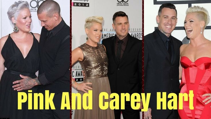 Pink And Carey Hart's Relationship : 7 Things About You Didn't Know