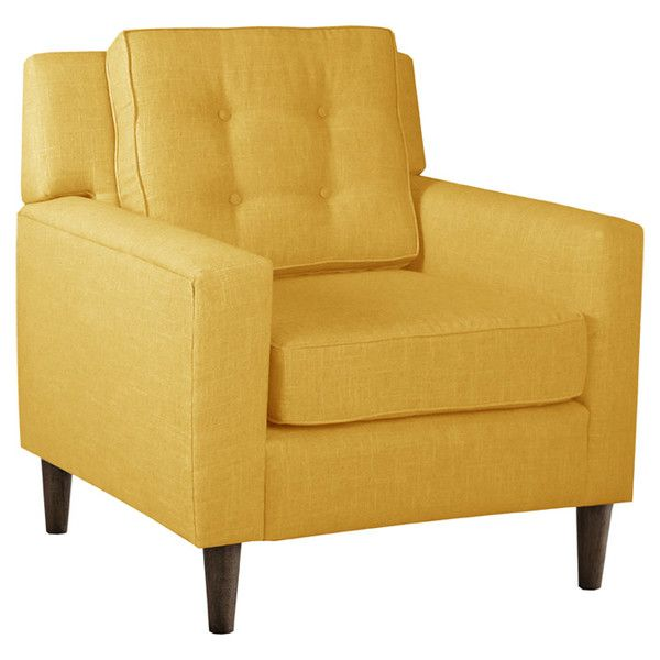 Shop Joss U0026 Main For Your Alexandra Tufted Arm Chair. Create An Inviting  Reading Nook Or Brighten Up Your Living Room Ensemble With This Chic Arm  Chair, ...