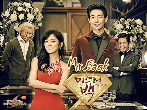 Drama Title: Mr. Back...... Status: Ongoing..... Genre: Family, Romance, Comedy.... Published Date: November, 2014..... Total Episodes: 16