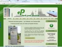 Park und Shuttle Flughafen Köln