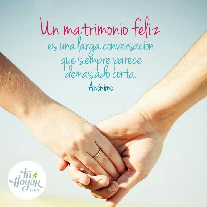 Matrimonio Catolico Facebook : Matrimonio feliz frases pinterest