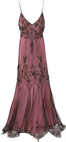 Dress I wore to both my children's weddings. Pyramid Collection - Pink Chocolate Dress