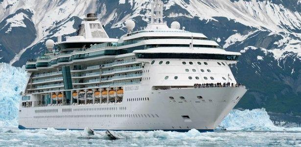 Novo cruzeiro pelo Alasca entra na lista de destinos imperdíveis