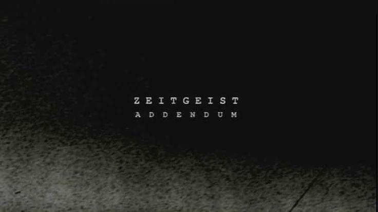 Zeitgeist: Addendum (tekstit suomeksi)