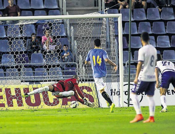 CD Tenerife - UD Las Palmas: ida de la Copa Mahou