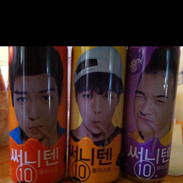 Sunny drink!!!