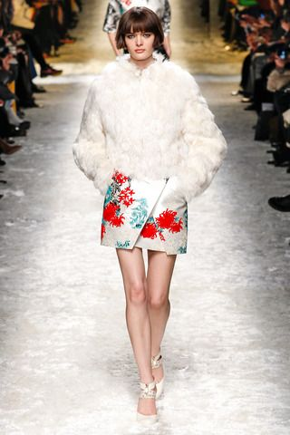 Blumarine Fall 2014 Ready-to-Wear Collection Slideshow on Style.com