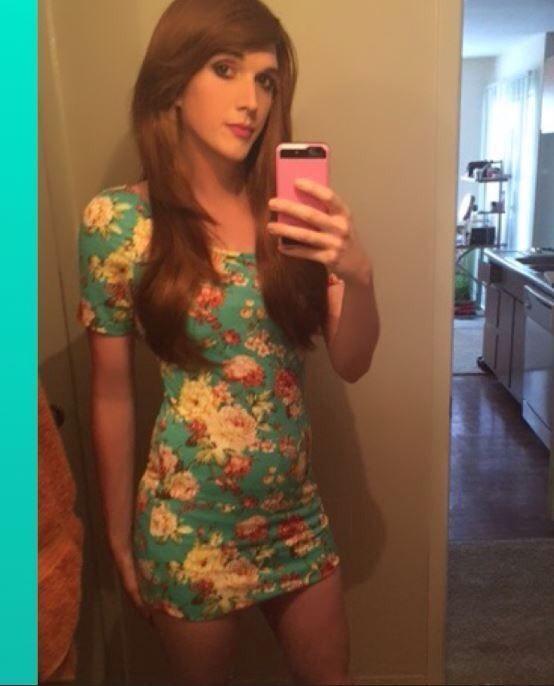 18 Best Sexy Teen Crossdresser Images On Pinterest  Sexy -1318