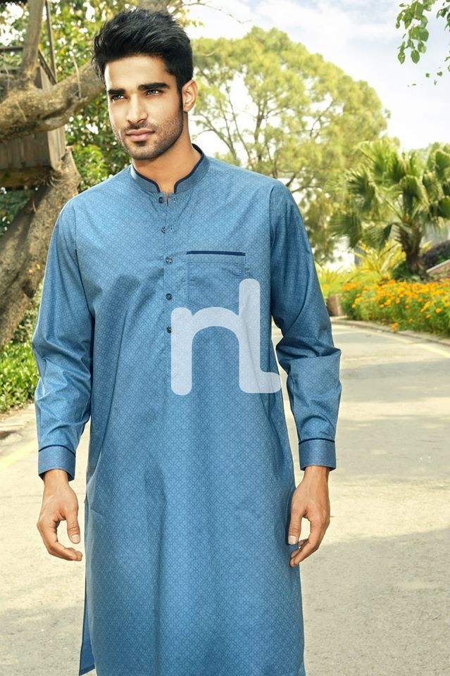 Nishat Fabrics Latest Men Kurta and Salwar Kameez Designs by Naqsh | StylesGap.com