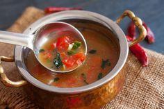 Tamil Nadu Style Arachuvitta Rasam Recipe