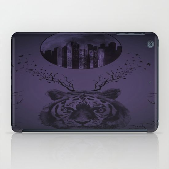 Dreams of Freedom iPad Case by Helle Gade - $60.00 #art #digitalart