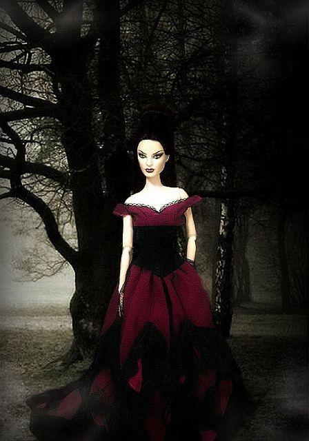 Haunted Beauty Vampire Barbie