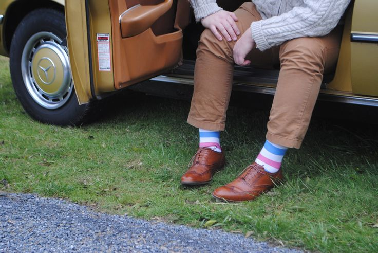 The White Sock Company Review – Peekaboo Peonies