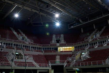 Arena Olímpica do Rio.