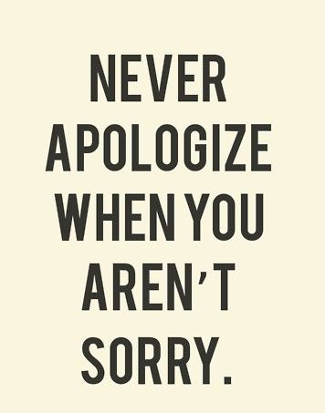 Sorry Quotes Amazing 21 Best Sorry Quotes Images On Pinterest  Thoughts Truths And