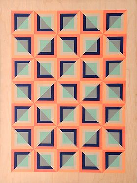 Andrew Haan in Patterns