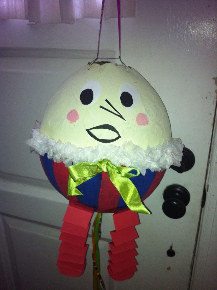 Mommy 2.0: A Humpty Dumpty Birthday Bash
