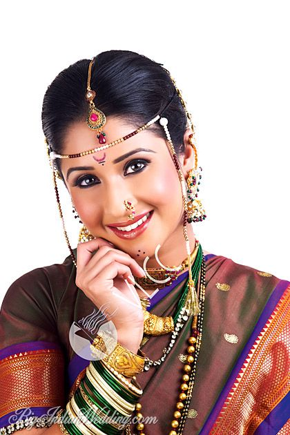 VLCC Maharashtrian bride