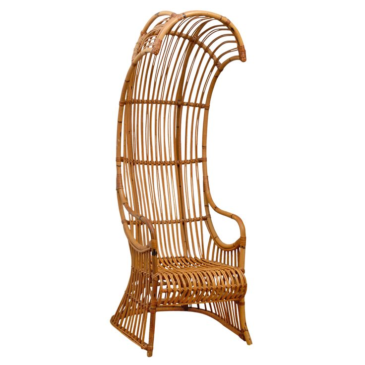 16 best Hooded Rattan Chair images on Pinterest  Rattan