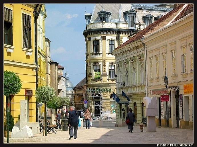 Pécs Picture: In the heart of Pécs