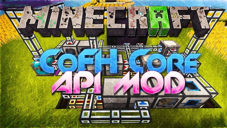The CoFH Core mod 1.13/1.12.2 is a prerequisite to many Minecraft forge mods and provides the core functionality for all the mods created by Team CoFH. Whe