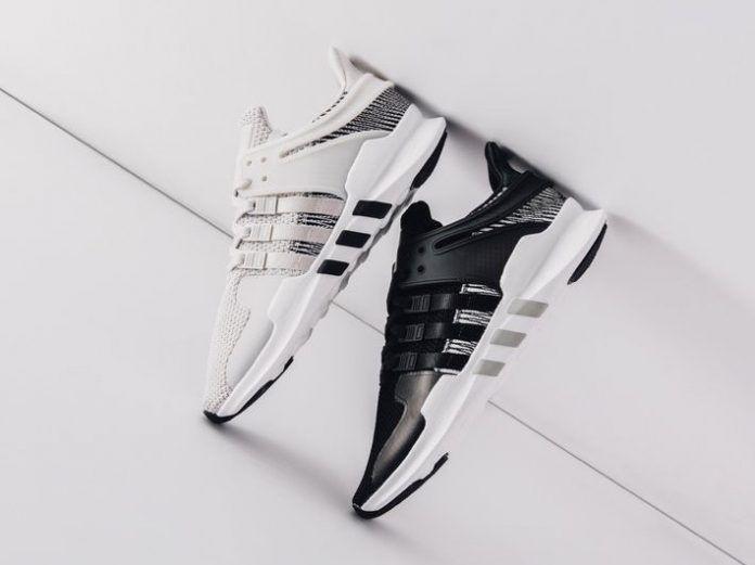 adidas EQT Support ADV Pack Black Grey - Sneaker Bar Detroit