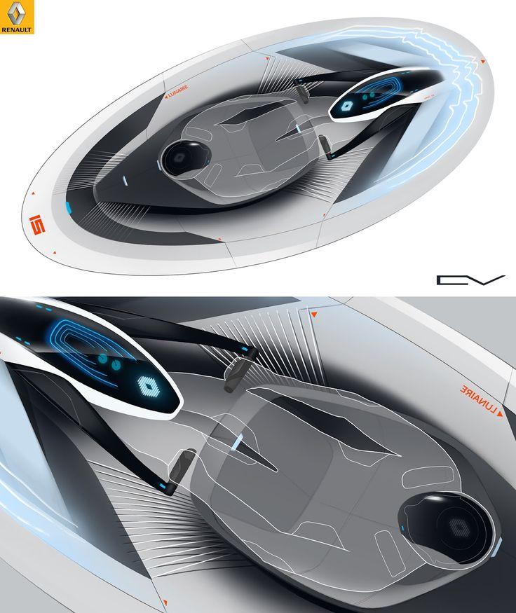 Sketch Render Renault Doodle Art Drawing Photoshop 3d Visualize Pen Trash Automotive Interior Design Cardesign Sport Instagram World Moon
