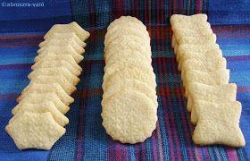 Kipróbált és bevált receptek ...: Citromos keksz + Blogkóstoló 7. forduló