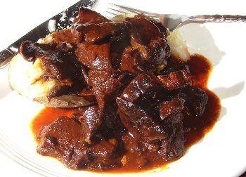 how to cook deer meat saughts