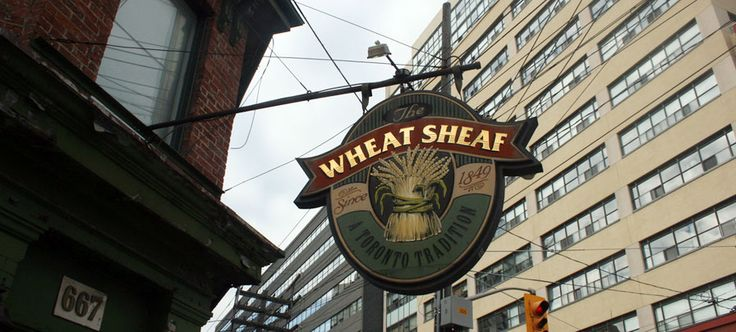 Wheat Sheaf - for a game