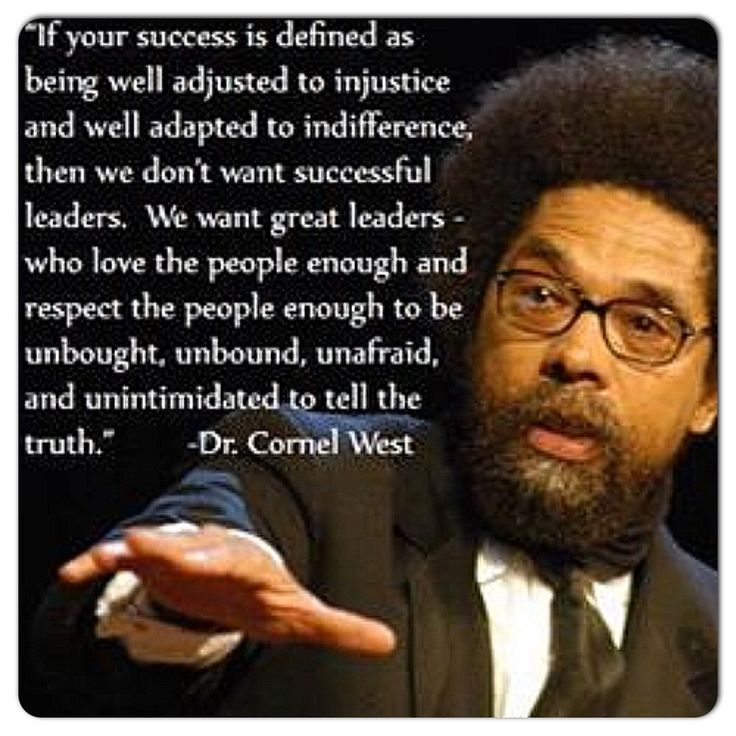 Dr. Cornel West | Political Quotes | Pinterest