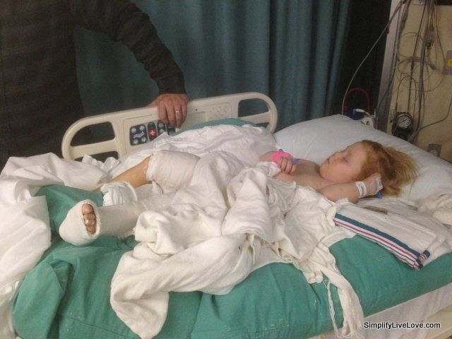 Surgery Day ~ Pelvic & Femoral Osteotomies - #DDH