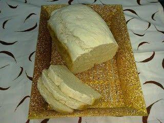 Recetas con encanto: Pan de molde (Panificadora Moulinex)