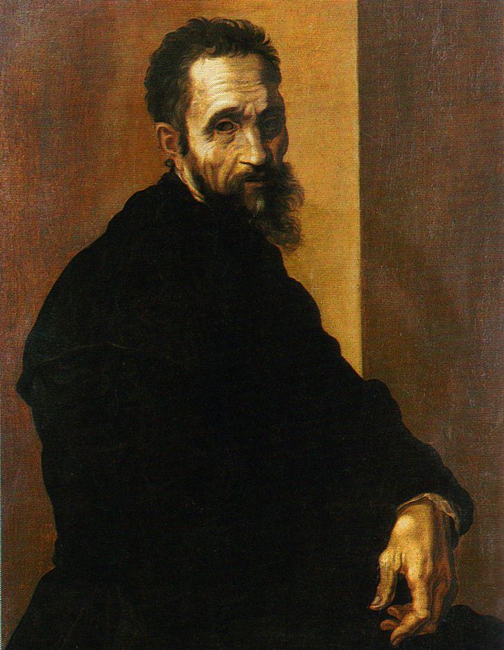 Michelangelo morto a Roma il 15 febbraio 1564