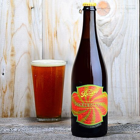 The Bruery 5 Golden Rings Belgian Strong Ale
