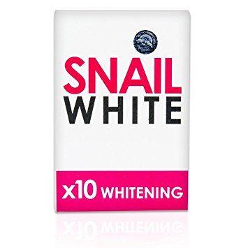 Snail White Skin Whitening Glutathione Soap 70 grams Review