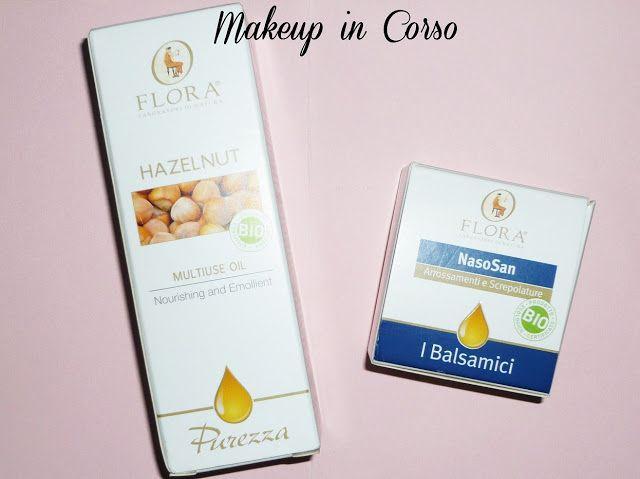 Makeup in Corso: Erboristeria Cosmetici Naturali I Tesori di Venere (Prima Parte)