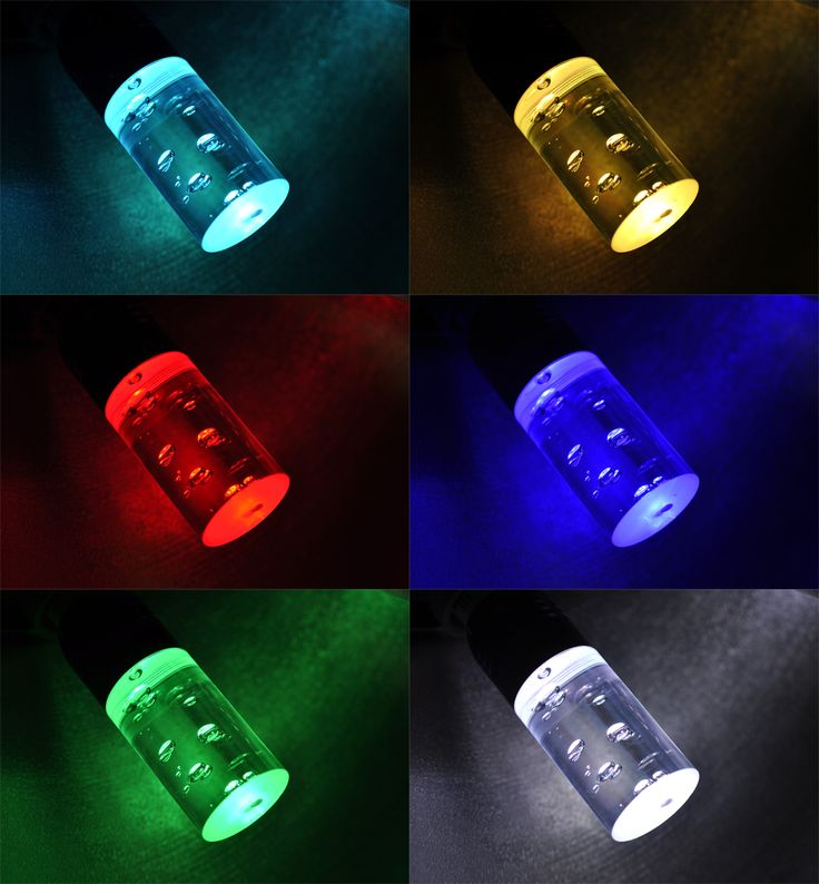 Bec multicolor RGB LED cu telecomanda http://www.gadgetworld.ro/bec-multicolor-rgb-led-cu-telecomanda.html