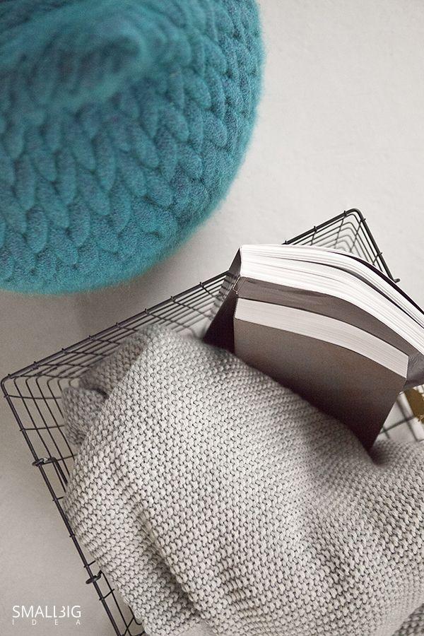 © smallbigidea.com winter fluffy woolen details.