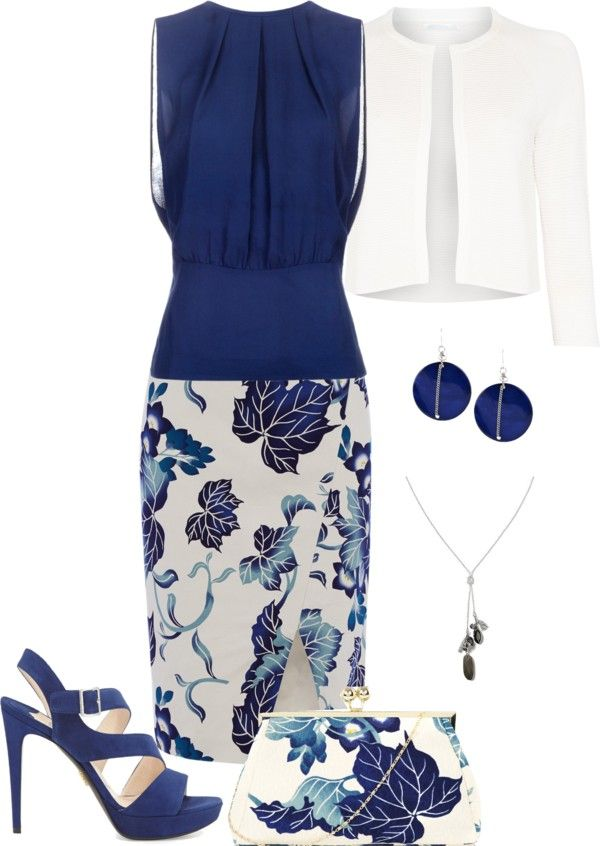 Untitled #1877 by rkdk1101 on Polyvore featuring HUGO, Oasis, Prada, Banana Republic and Kenneth Cole