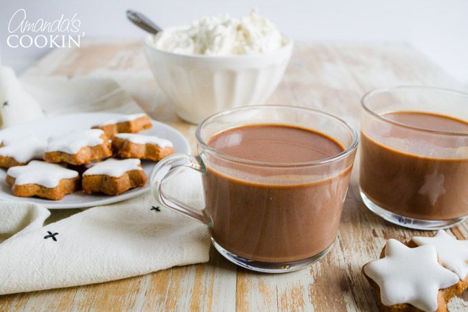 This Champurrado recipe is perfect for Christmas or all winter long!